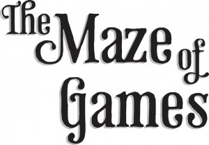 the maze of games